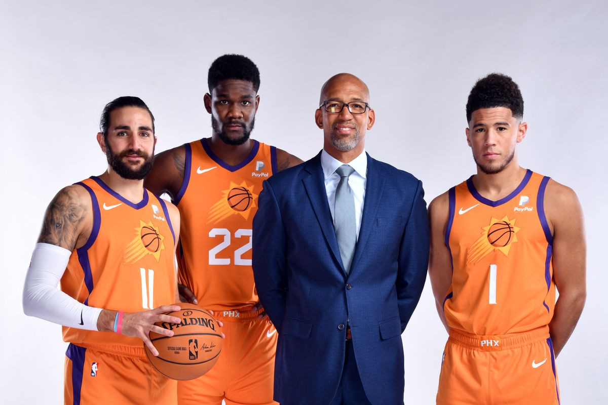 Monty Williams: Aiming for core four with at least two on floor at all times this season