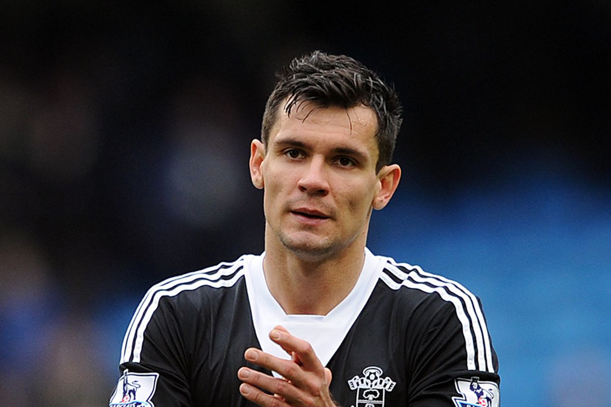 Lovren has come under fire after forcing a move from Saints