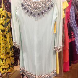 Beaded dress, $279