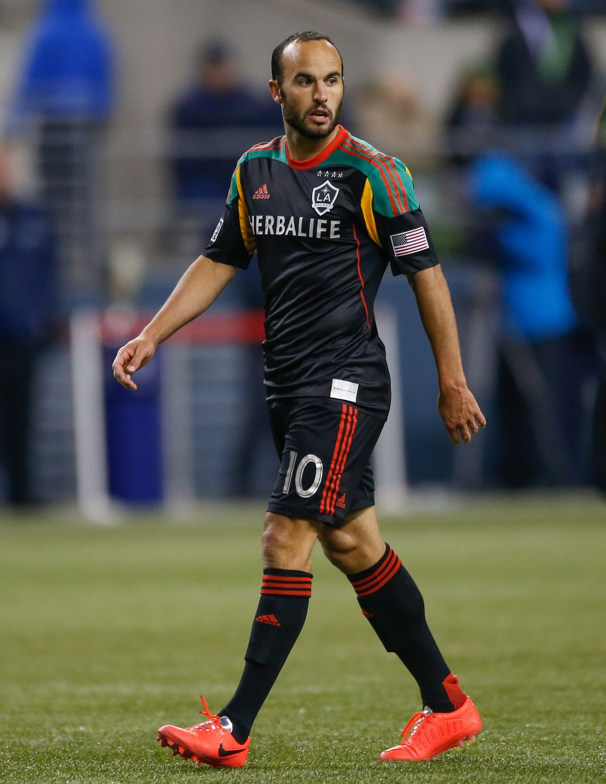 Los Angeles Galaxy v Seattle Sounders - Western Conference Final - Leg 2