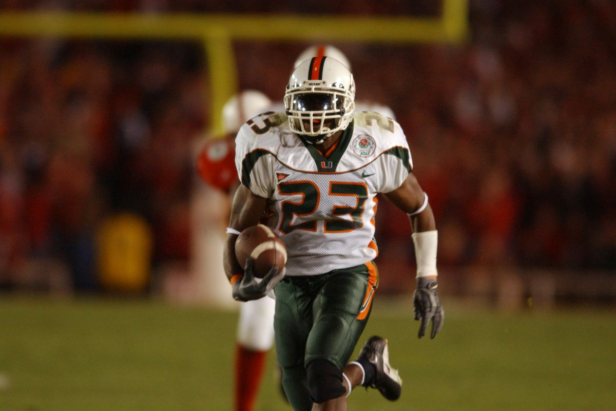 23 Days to Miami Hurricanes Football: Top Canes to Wear #23 - State ...