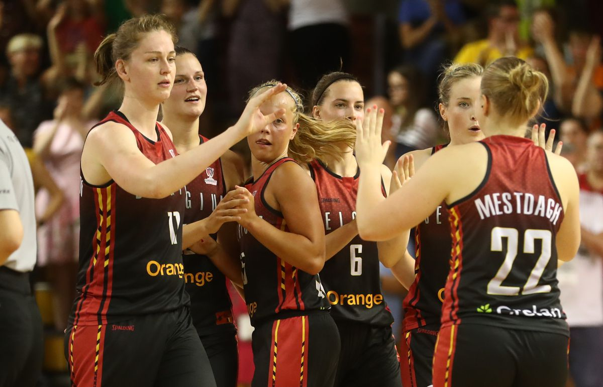 BASKET WOMEN FRIENDLY BELGIUM VS ITALY