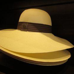 Macey everyday floppy hat, $55