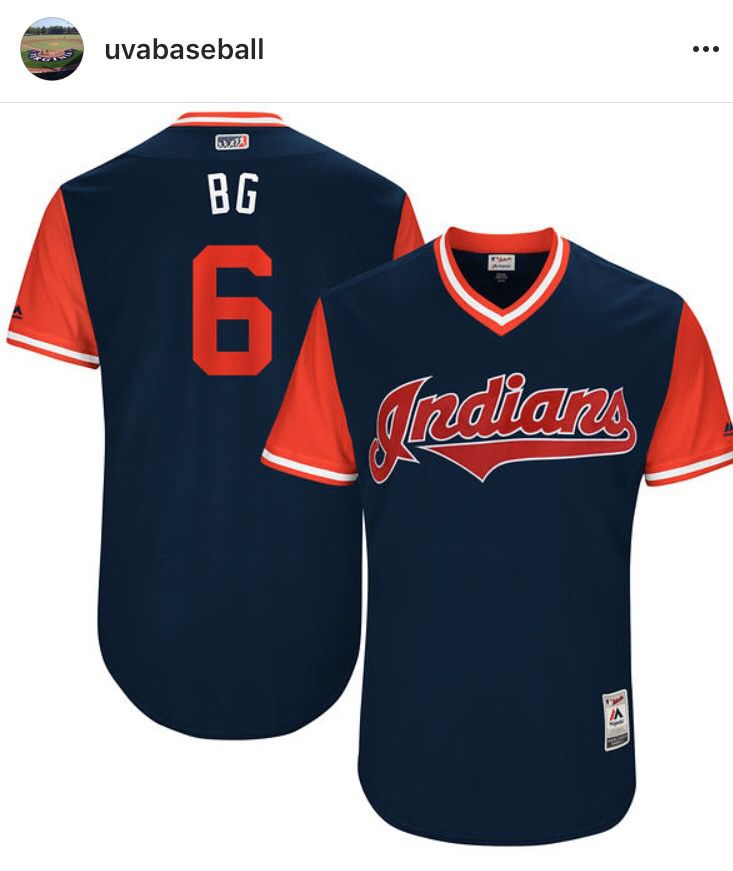 The Only Thing Keeping BG Out Of Sixth Is That I Find Indians Color Combo Much More Appealing Nickname