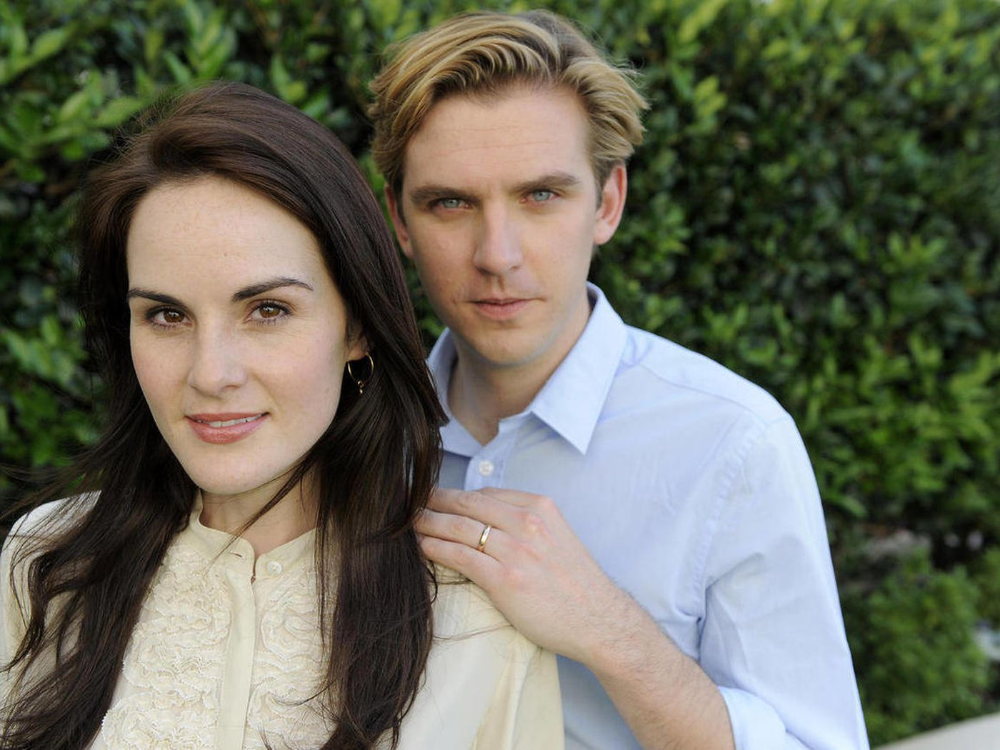 Love And War Rage As Pbs Downton Abbey Returns Deseret News