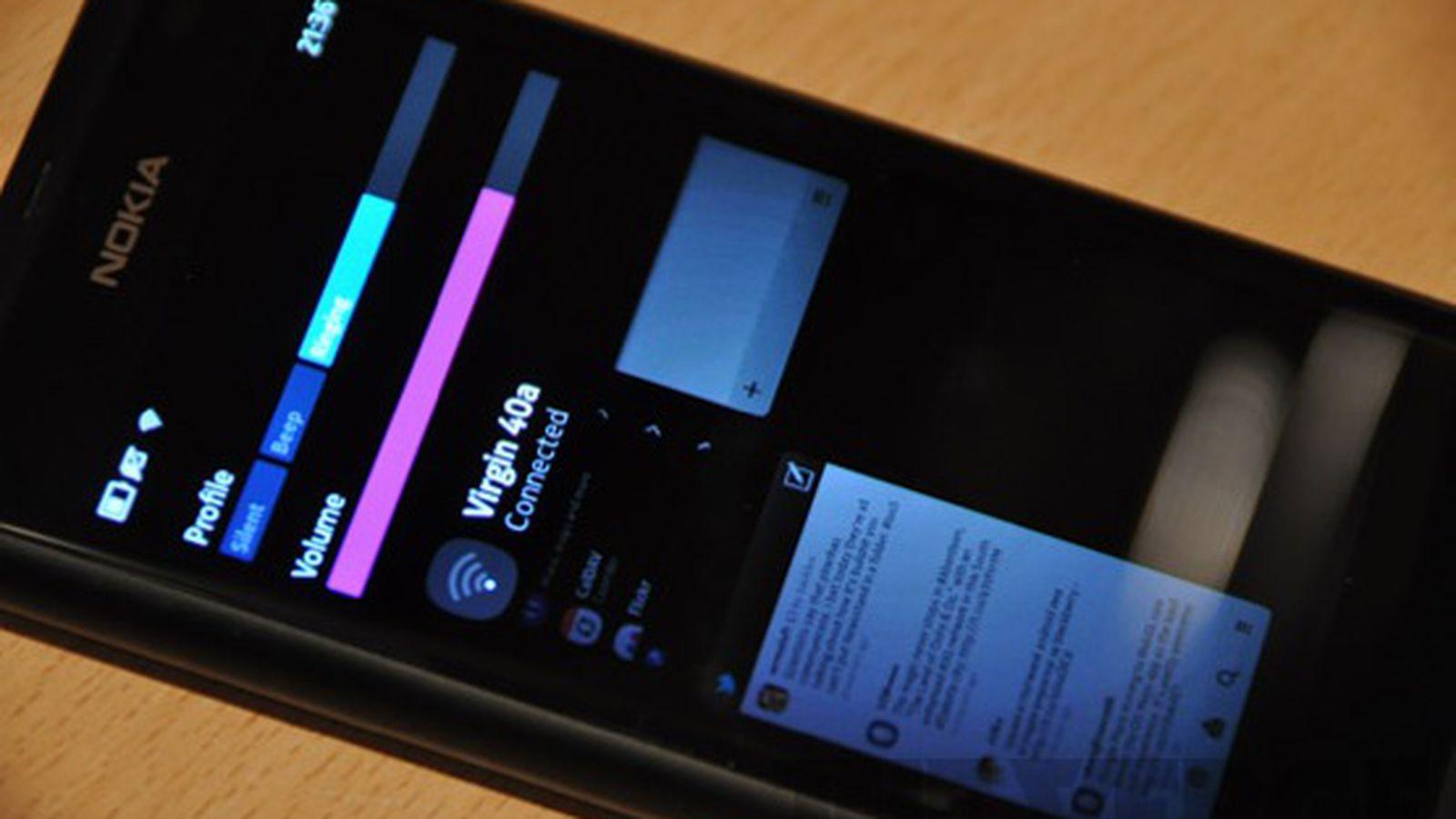 N9 | Nokia - The Verge