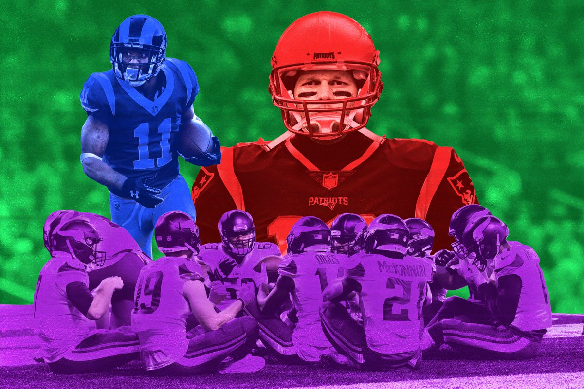 5db92c5ab06 Predicting the Players and Themes That Will Define the NFL Playoffs ...