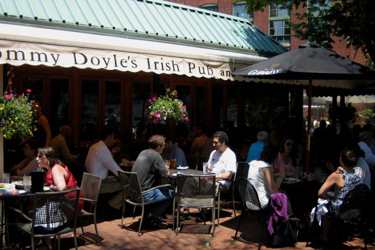 Tommy Doyle's in Kendall Square
