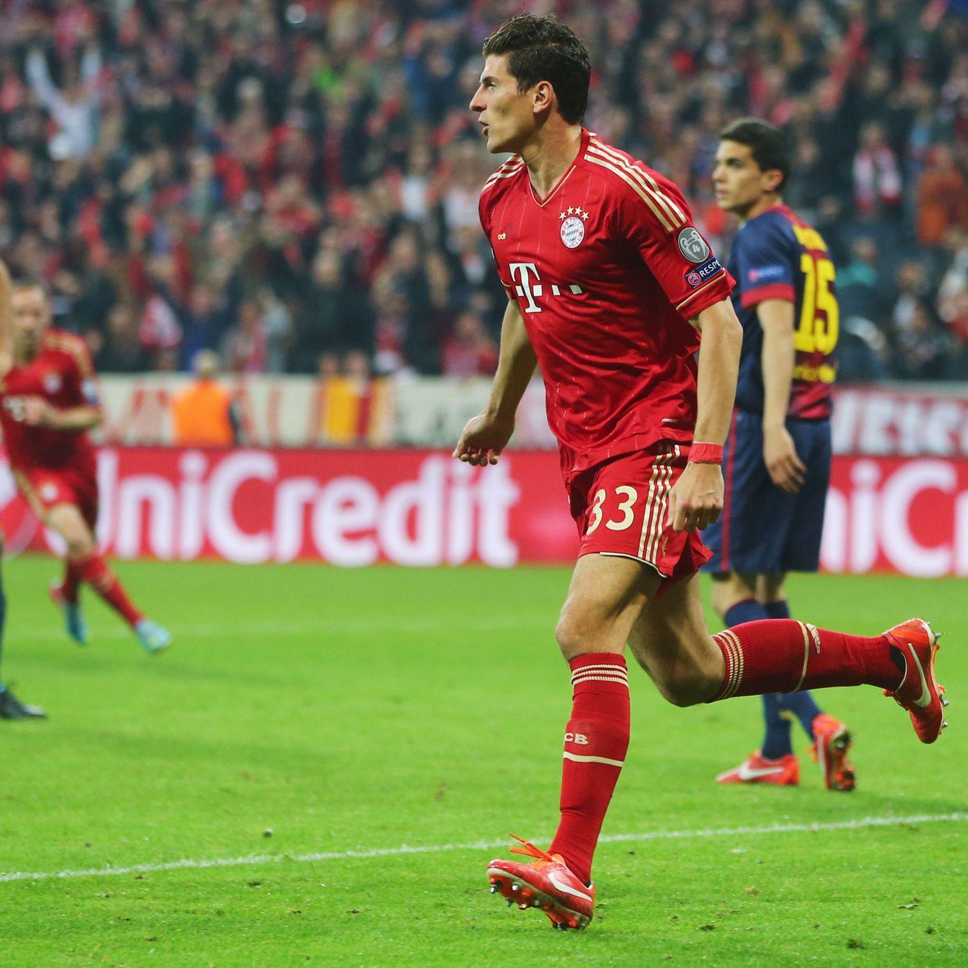 Bayern Munich Vs Barcelona 2013 Uefa Champions League Final Score 4 0 In An All Time Great Demolition Sbnation Com