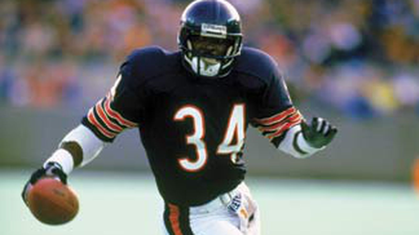 Who is the first player you think of when you think of the Bears?