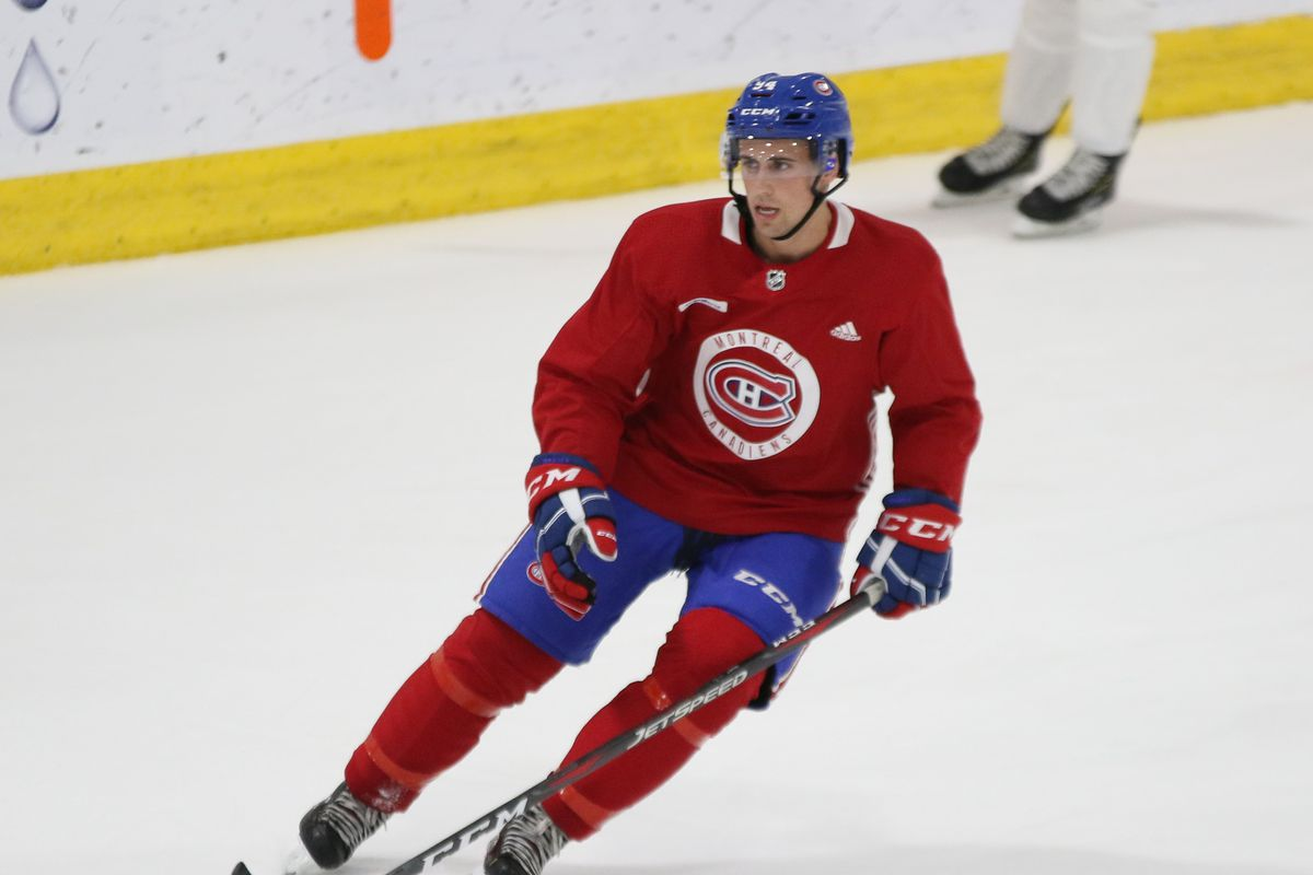 Nicolas Guay's road doesn't end with rookie camp