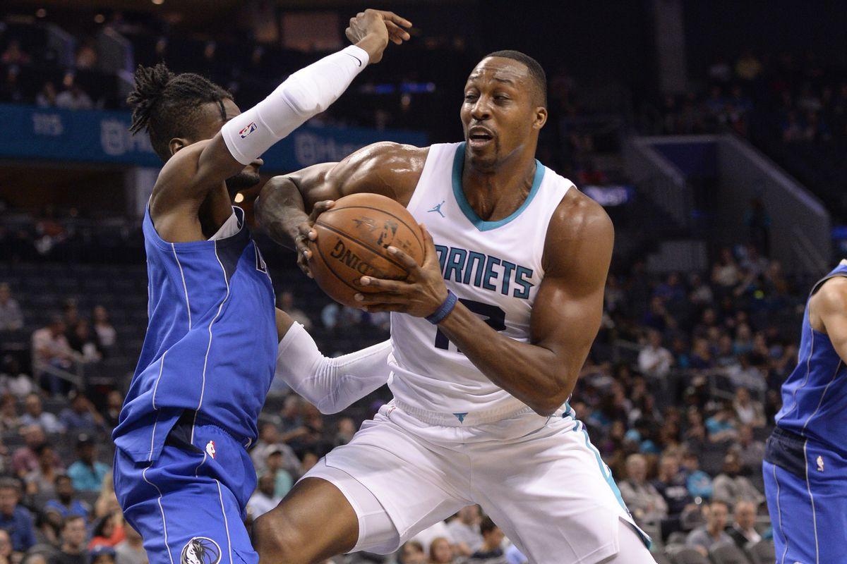 NBA: Preseason-Dallas Mavericks at Charlotte Hornets