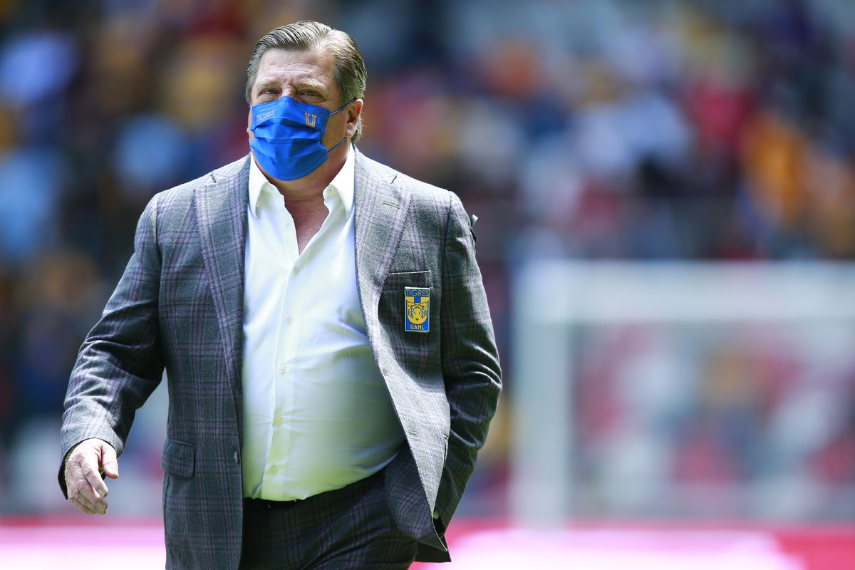 Miguel Herrera is looking to re-make Tigres into a more attacking team.