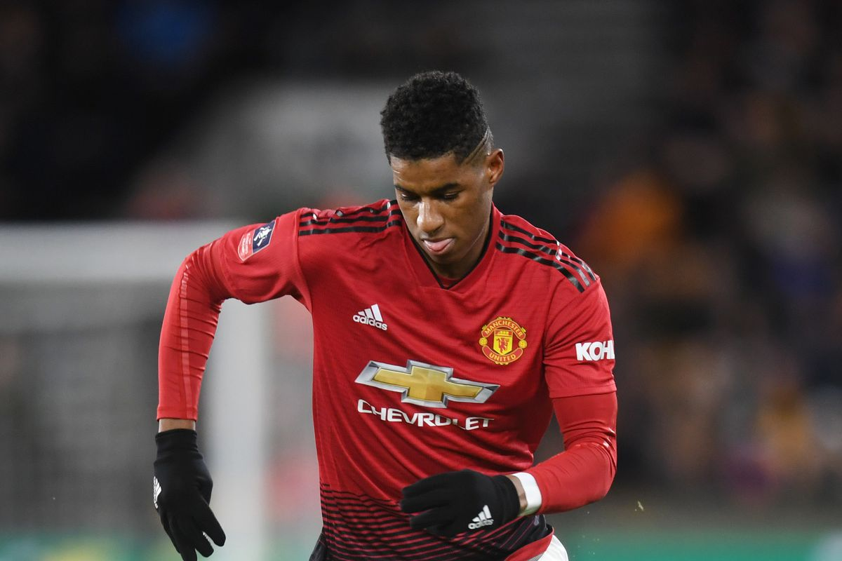 online retailer 8f5e3 63e8e Marcus Rashford withdraws from England squad - The Busby Babe
