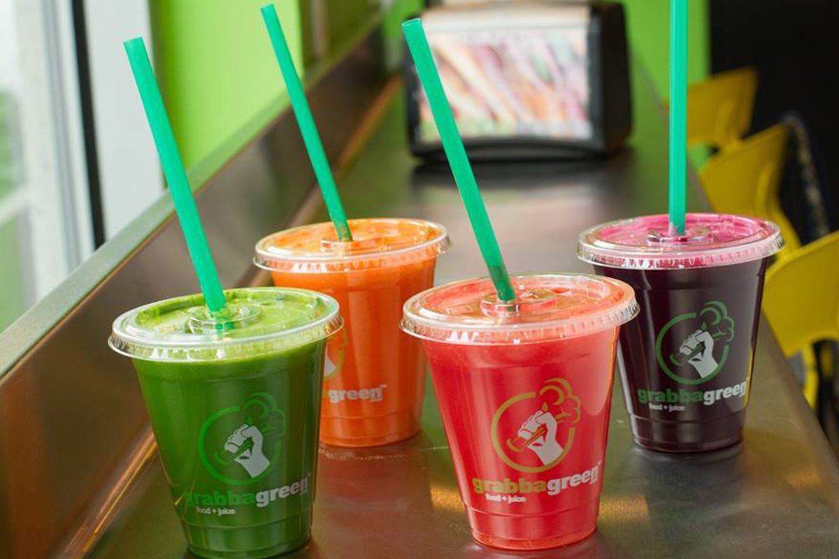 Smoothies + more gluten-free eats abound at Grabbagreen