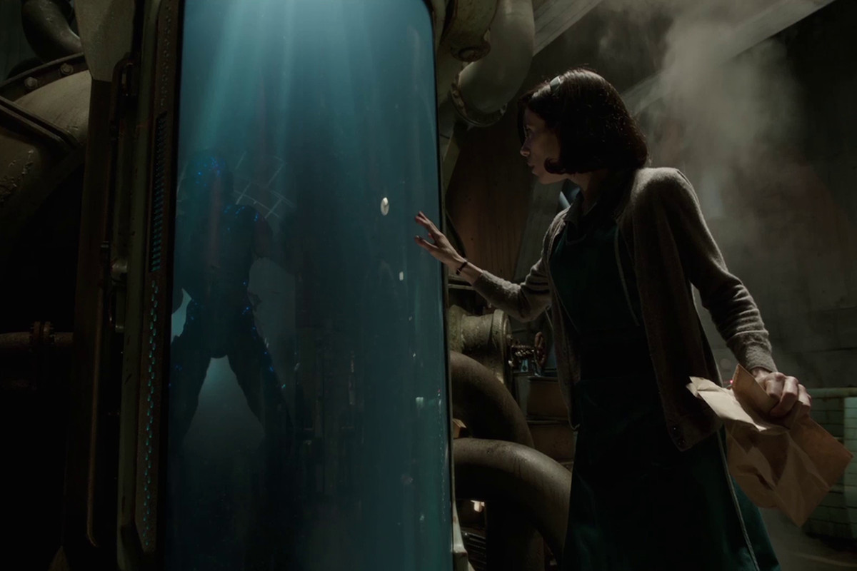 Guillermo del Toro's The Shape of Water gets a new trailer