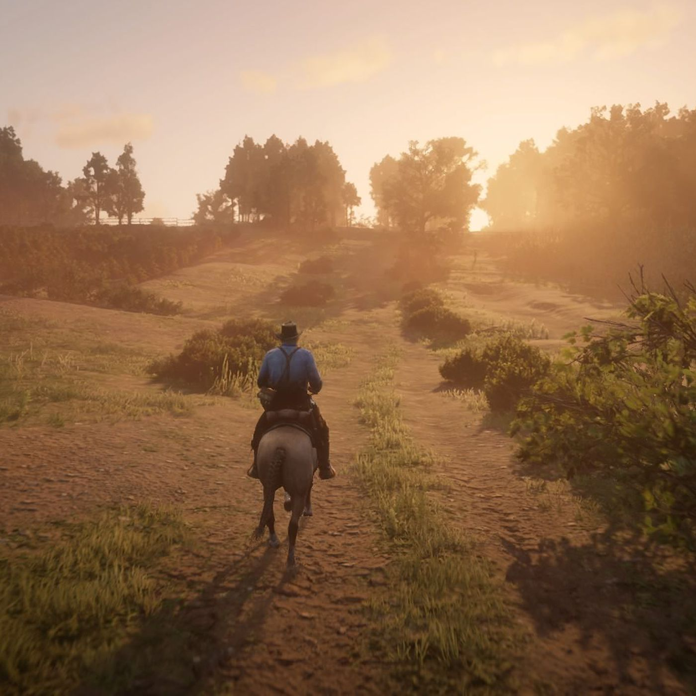 Red Dead Redemption 2 On Pc Would Be Great If I Could Actually