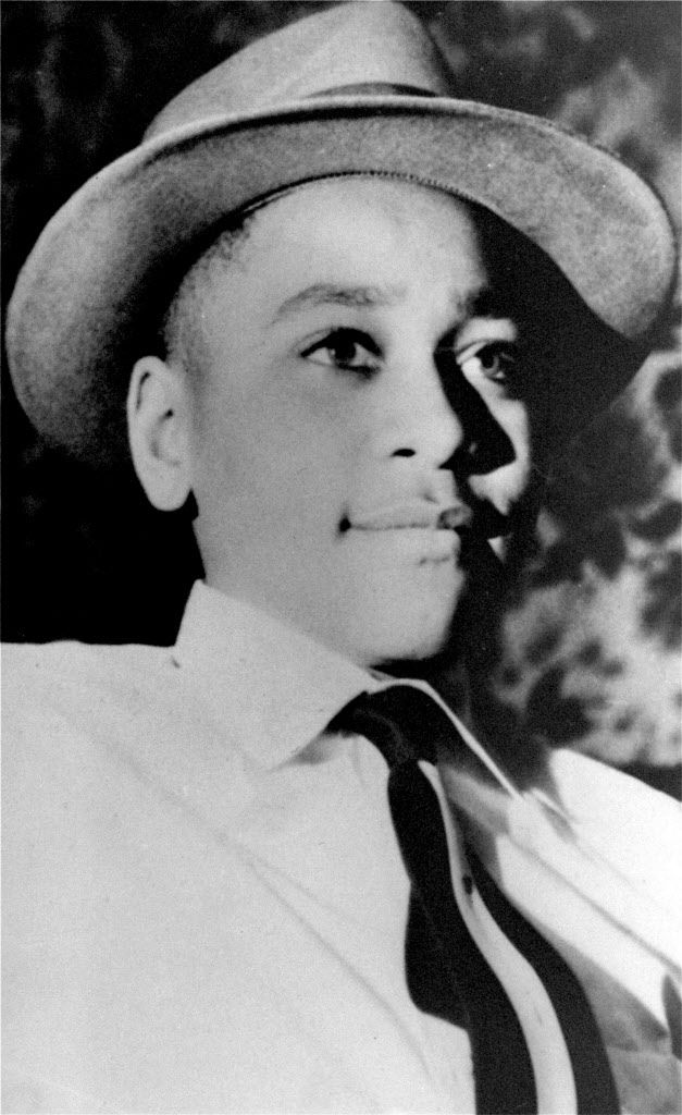 This undated file photo shows Emmett Louis Till from Chicago. Roy Bryant and J.W. Milam were accused of kidnapping, torturing and murdering Till for allegedly whistling at Bryant's wife. The men were later acquitted.   Photo courtesy of the family of Emme