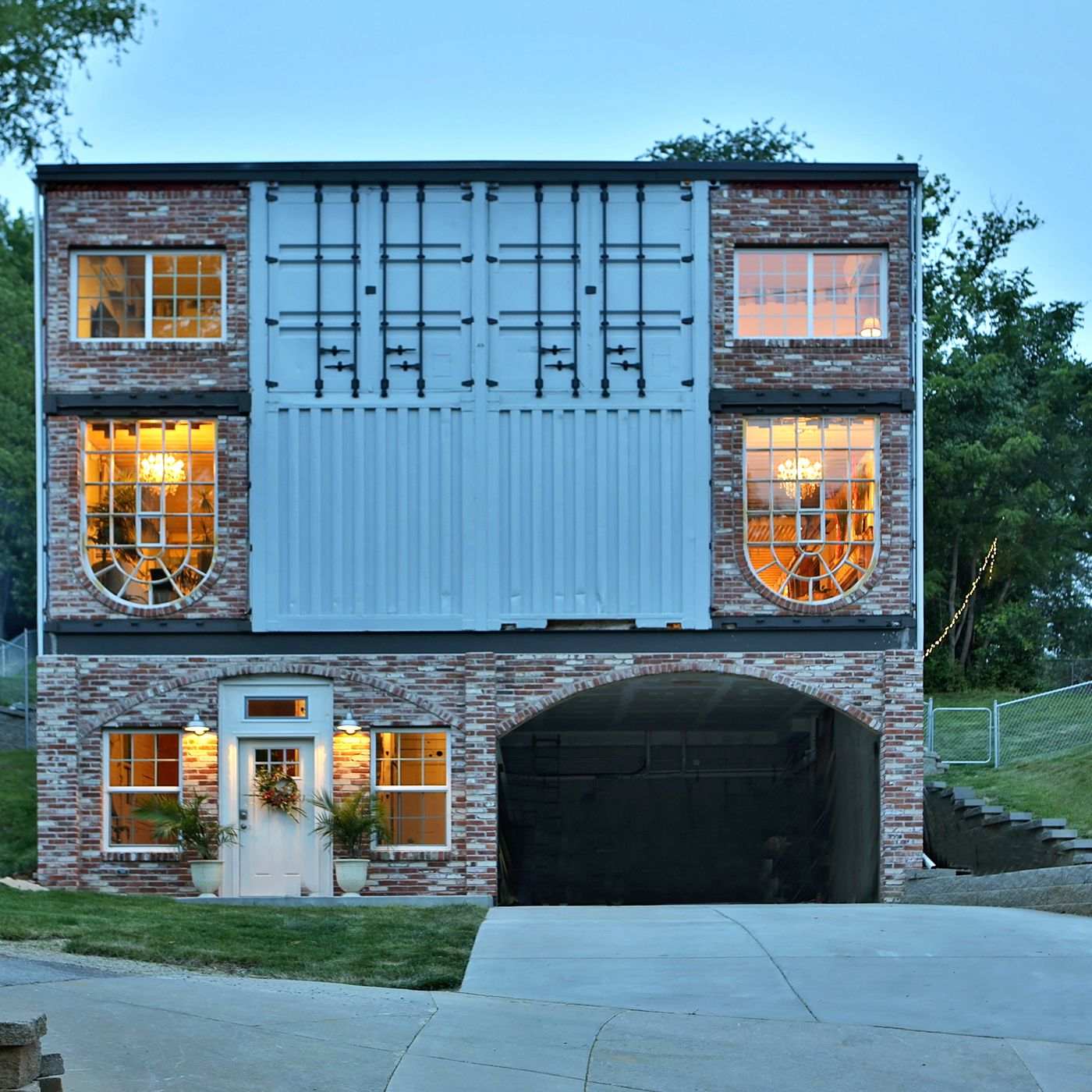 Shipping container houses: the 5 best of 2017 - Curbed