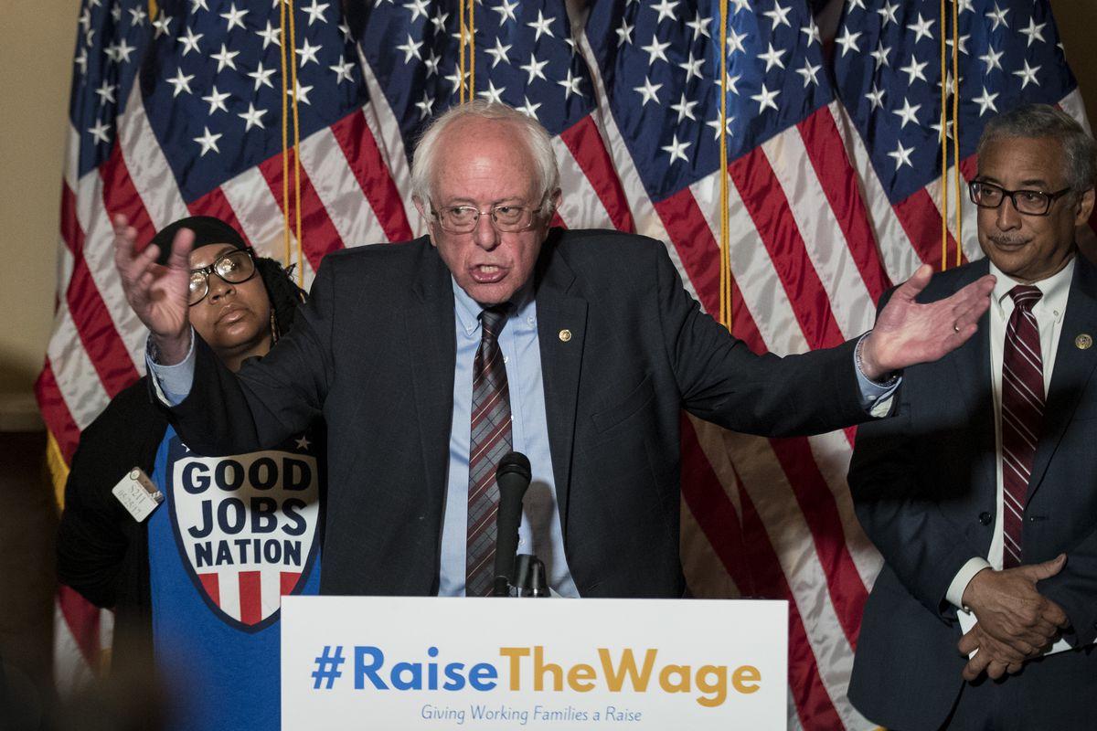 Sens. Sanders, Murray, And Reps. Ellison And Scott Introduce Minimum Wage Legislation