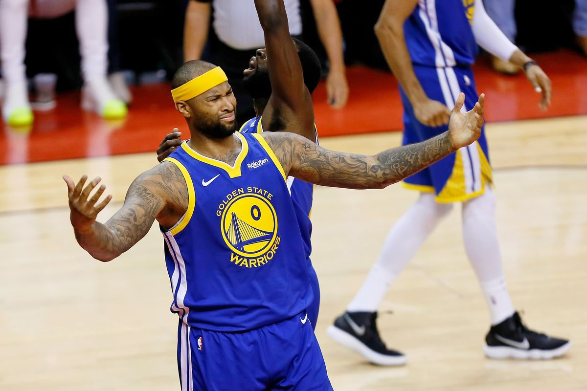 the best attitude df926 0a847 Lakers News: DeMarcus Cousins still being inducted into UK ...