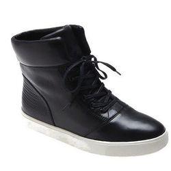 "<b>Vince</b> Cori Hi-Top Sneaker, <a href=""http://www.intermixonline.com/product/vince+cori+hi-top+sneaker.do?sortby=ourPicks&CurrentCat=109494"">$295 at Intermix"