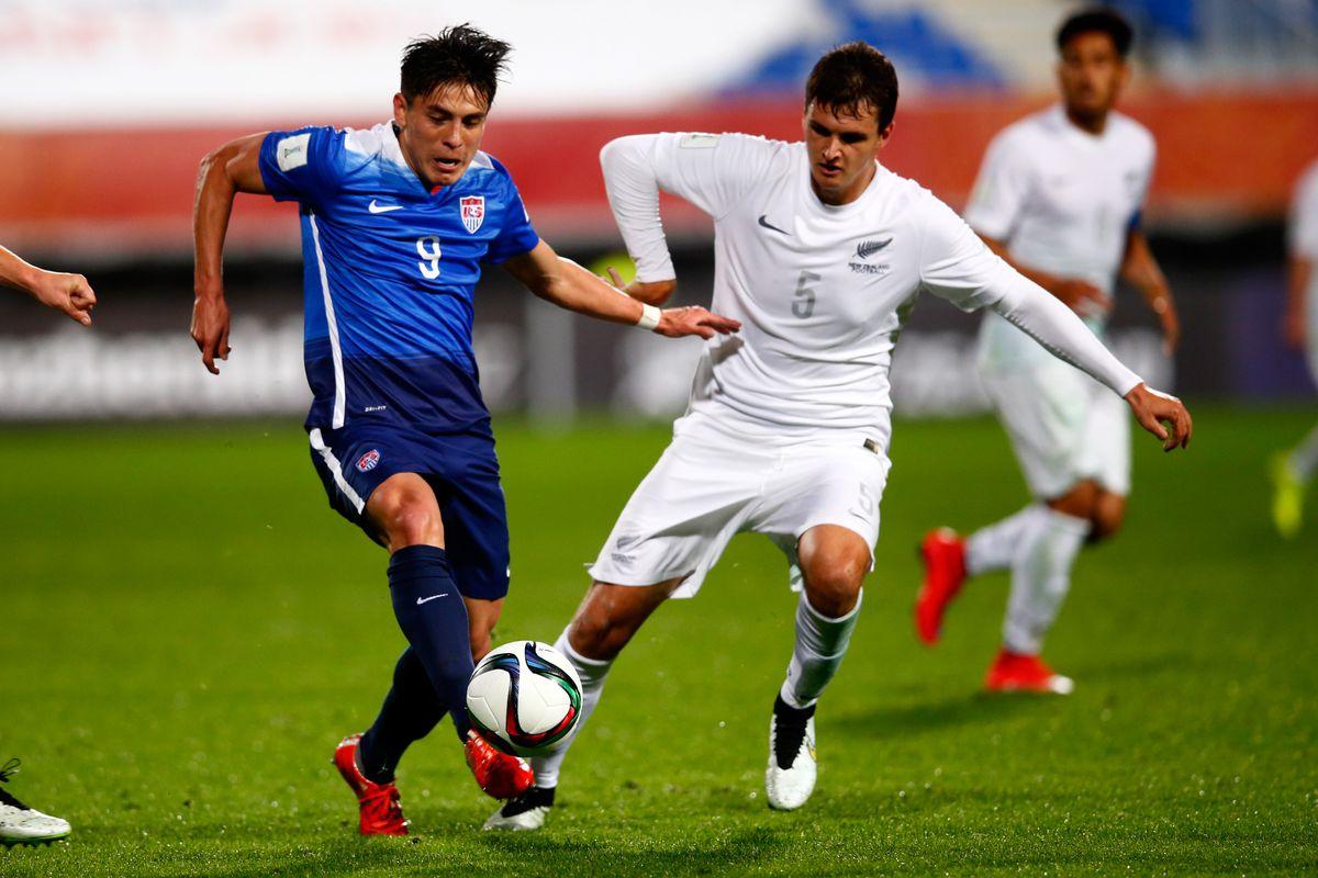New Zealand v USA: Group A - FIFA U-20 World Cup New Zealand 2015
