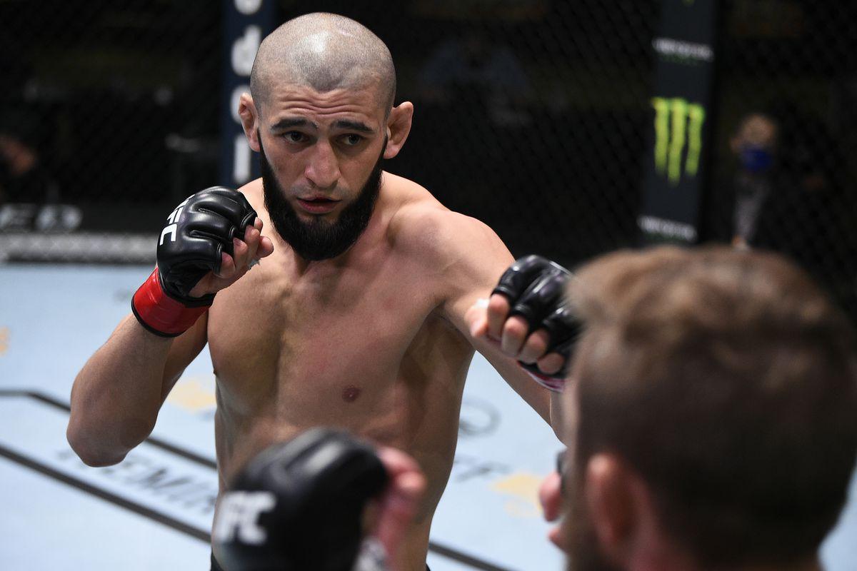 UFC Fight Night: Chimaev v Meerschaert