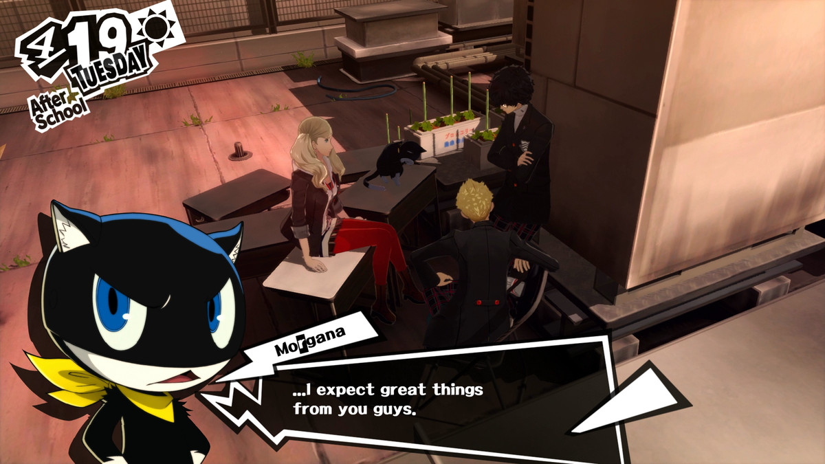 Persona 3 Video Game  TV Tropes