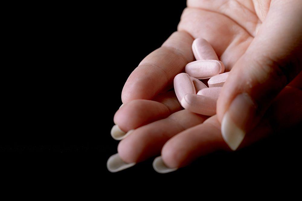 pink viagra pills