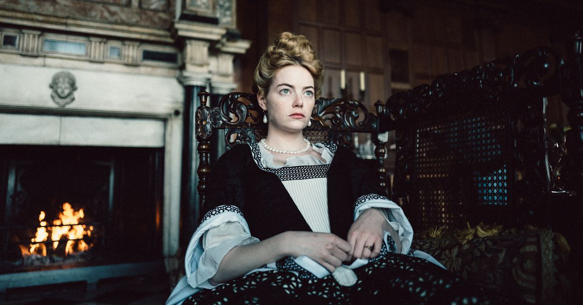 Reveling in the gut-punch ending of Best Picture contender The Favourite