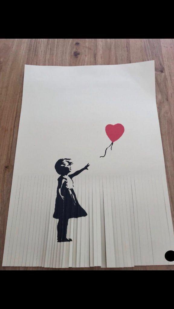 "Banksy""自毁""拍卖行作品翻倍 但是你手中的碎片复本可并不值钱"