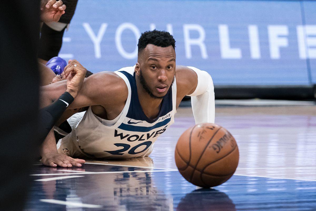 NBA: Sacramento Kings at Minnesota Timberwolves