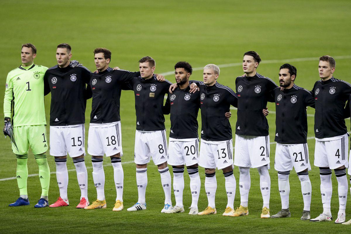 Spain v Germany -UEFA Nations league