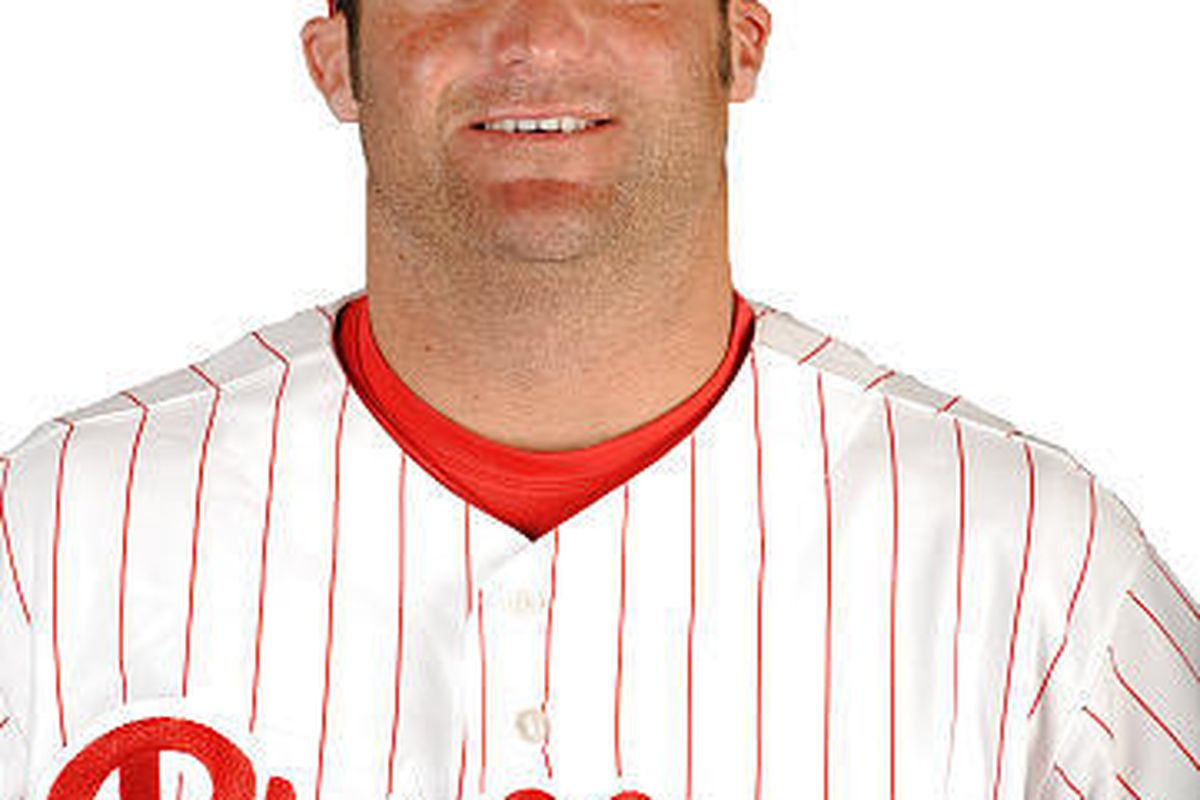 Pat Overholt of the AA minor league team, Reading, (Pa.) Phillies.