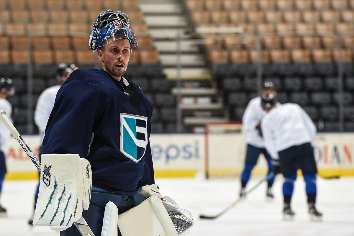 World Cup Of Hockey 2016 - Team Europe Practice