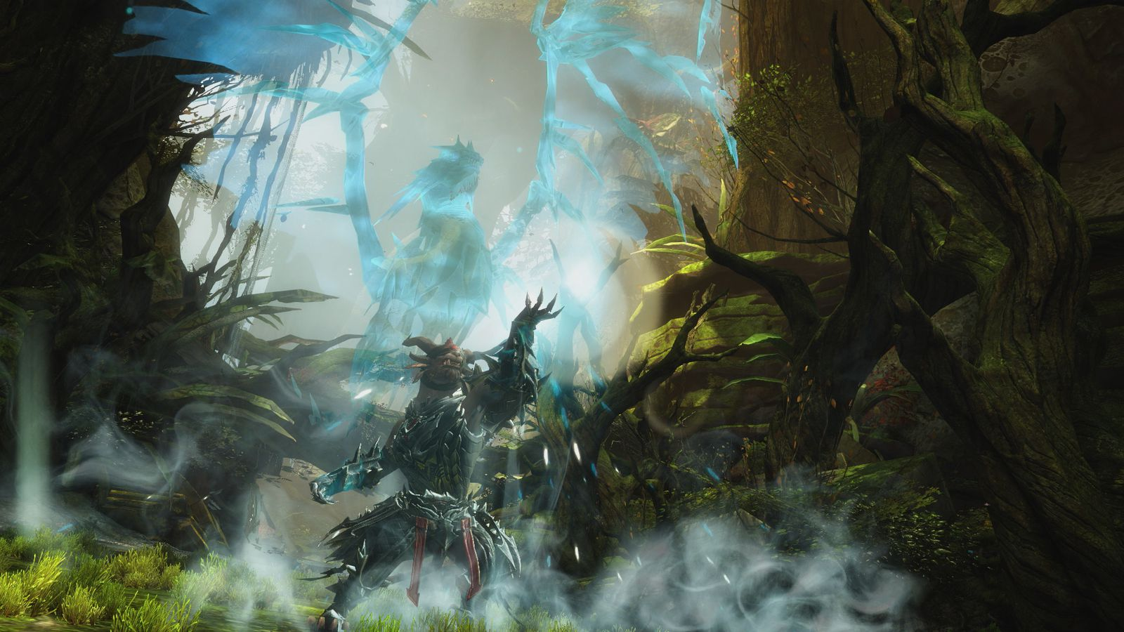 Introducing Guild Wars 2's new profession: the revenant