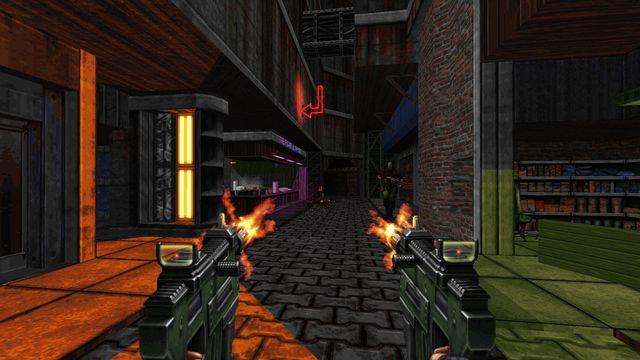 Screenshot of 2018 game <em>Ion Maiden</em>.