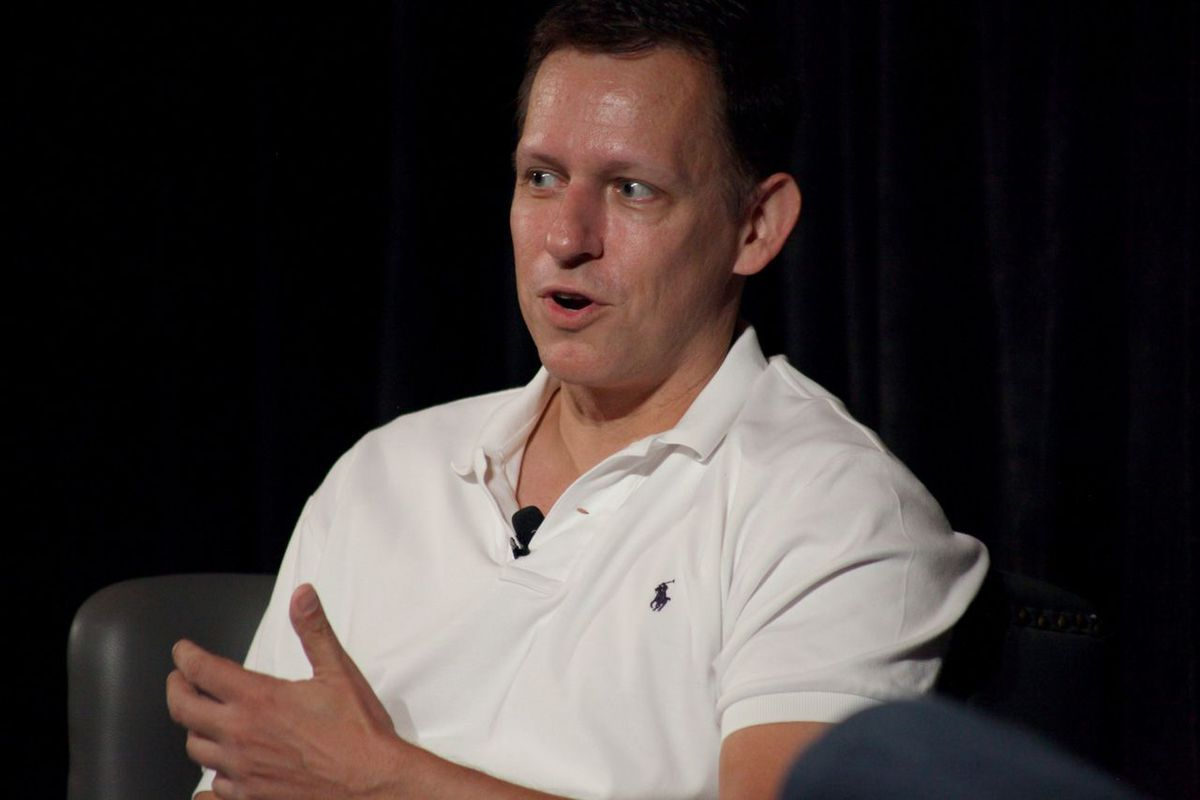 Facebook says board member Thiel's GOP convention speech is in 'his personal capacity'