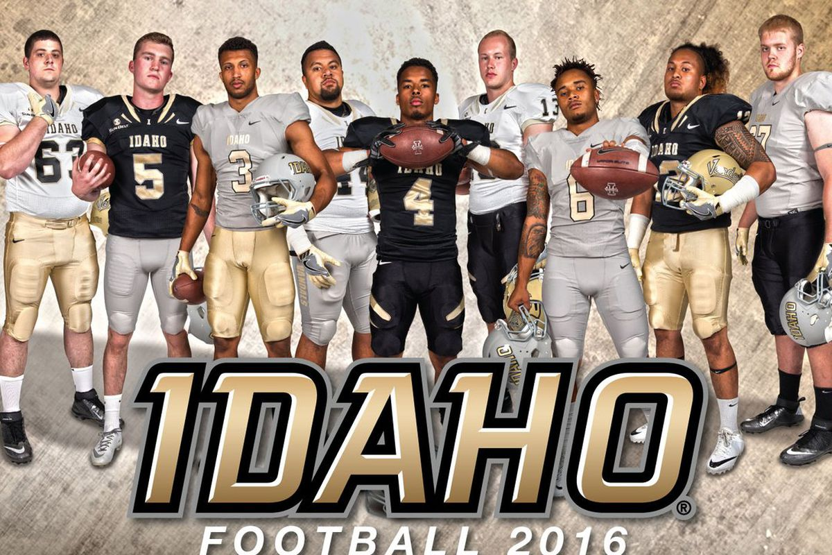 Idaho Released New Uniforms And They Re Interesting Underdog