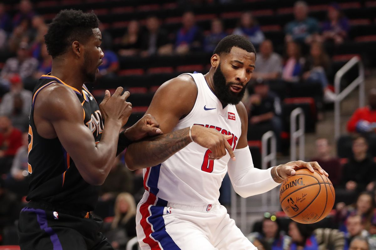 Pistons vs. Suns preview  Battle of bigs kicks off West Coast road trip 4b46398fe
