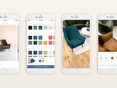 Anthropologie launches augmented reality feature for its smartphone app