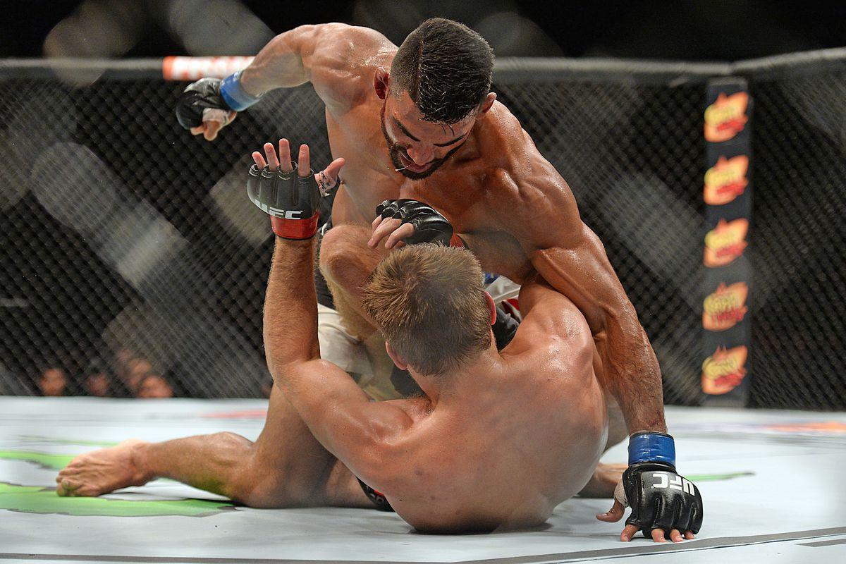 MMA: UFC Fight Night-Craig vs Good