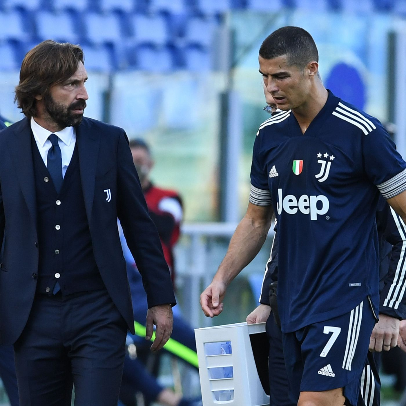 Pirlo: Championships are won on little details - Black & White & Read All  Over