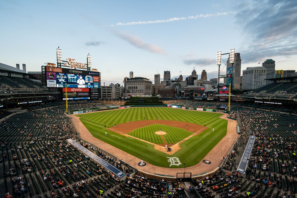 tigers opening game 2020