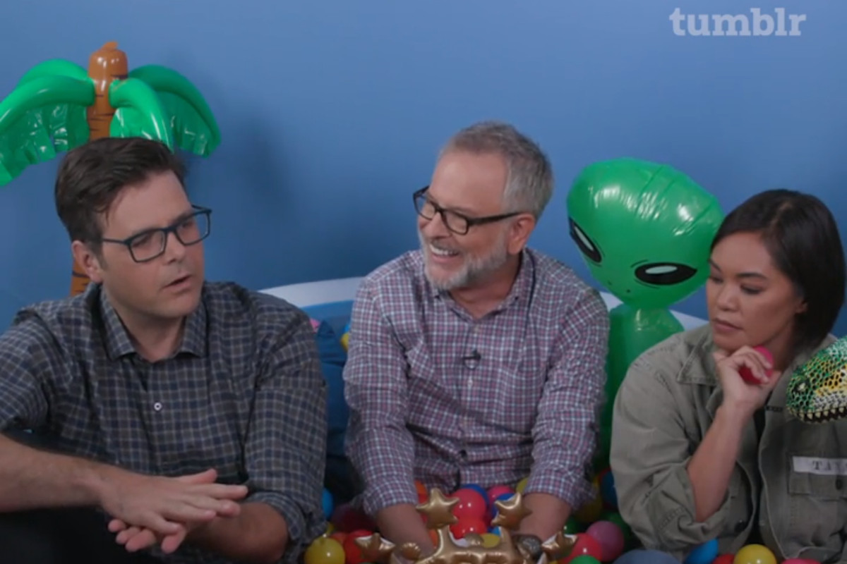 Tumblr Answer Time with Disney's Rich Moore, Phil Johnston and Josie Trinidad