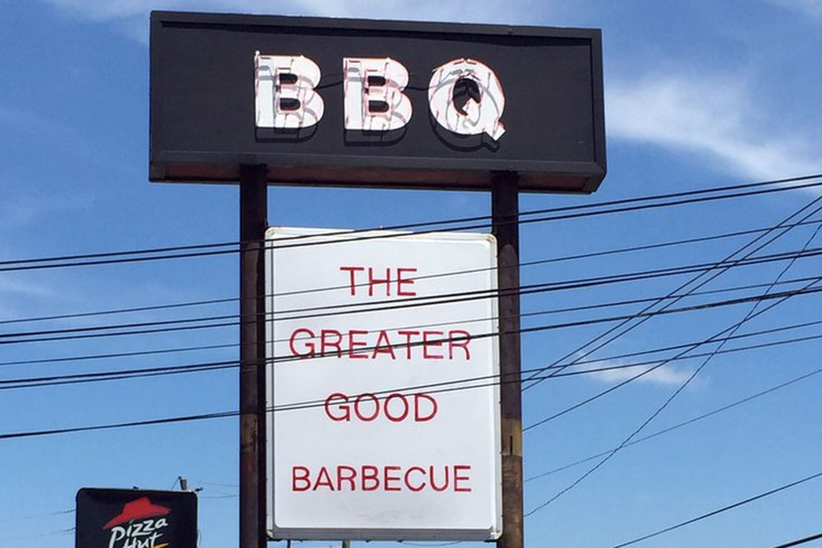Greater Good Barbecue