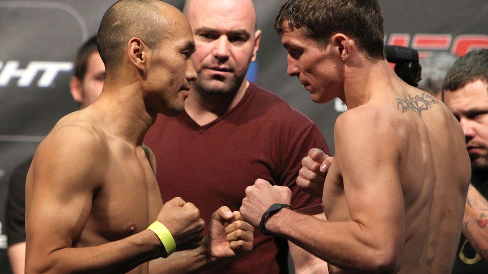 With Leonard Garcia hurt, Tiequan Zhang meets newcomer