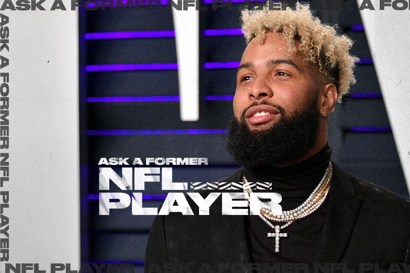 objafp.0 - Should Odell Beckham Jr. show up for the Browns' voluntary workouts?