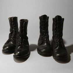 """<strong>Urban Renewal Vintage Men's Combat Boot</strong> at Urban Outfitters, <a href=""""http://www.urbanoutfitters.com/urban/catalog/productdetail.jsp?id=18477067&parentid=MENS_SHOES#"""">$69</a>"""